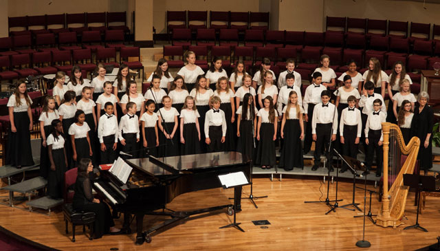 King's Kids Choir